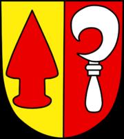 Wappen Friesenheim Baden