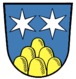 Coat of arms of Mahlberg