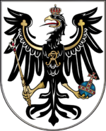 Description de l'image Wappen Preußen.png.