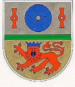 Mühlpfad - Image: Wappen klein