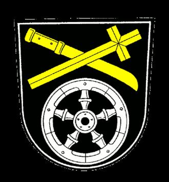 Illesheim - Image: Wappen von Illesheim