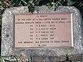 War Memorial, Beckland Cliff - geograph.org.uk - 76556.jpg