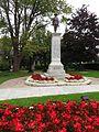 War Memorial, St. Marys Town Hall, St. Marys, Ontario (21839062045).jpg