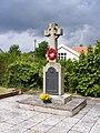 War Memorial at St.Michael's Church, Peasenhall - geograph.org.uk - 1316491.jpg