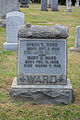 Ward grave - Glenwood Cemetery - 2014-09-14.jpg