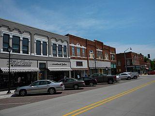 Washington Avenue Commercial Historic District