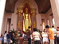 Wat Phra Chedi Oldest City in Thailand and the Oldest Buddhist Temple Site - panoramio.jpg