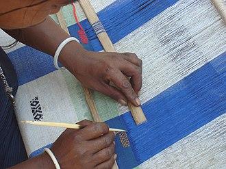 Textile arts of Bangladesh - Weaving in Bangladesh
