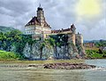 Welcome to the Wachau Valley on the Danube (4191980401).jpg