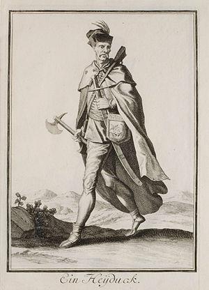 Hajduk - Hajduk, 1703