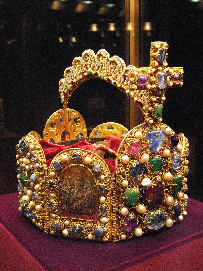Corona del emperador del Sacro Imperio