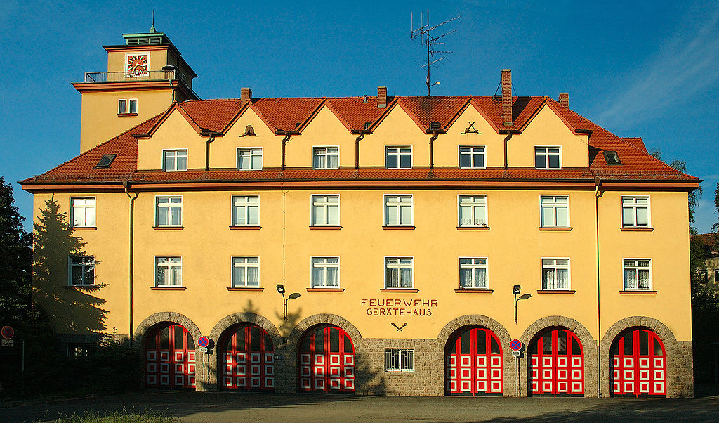 Werdau Fire Station (aka)