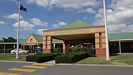 Le Mercy Hospital de Werribee