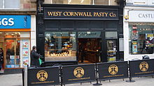 West Cornwall Pasty Co, Albion Place, Leeds.JPG