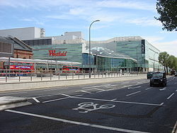 Westfield Mall Shepherds Bush London Postcode
