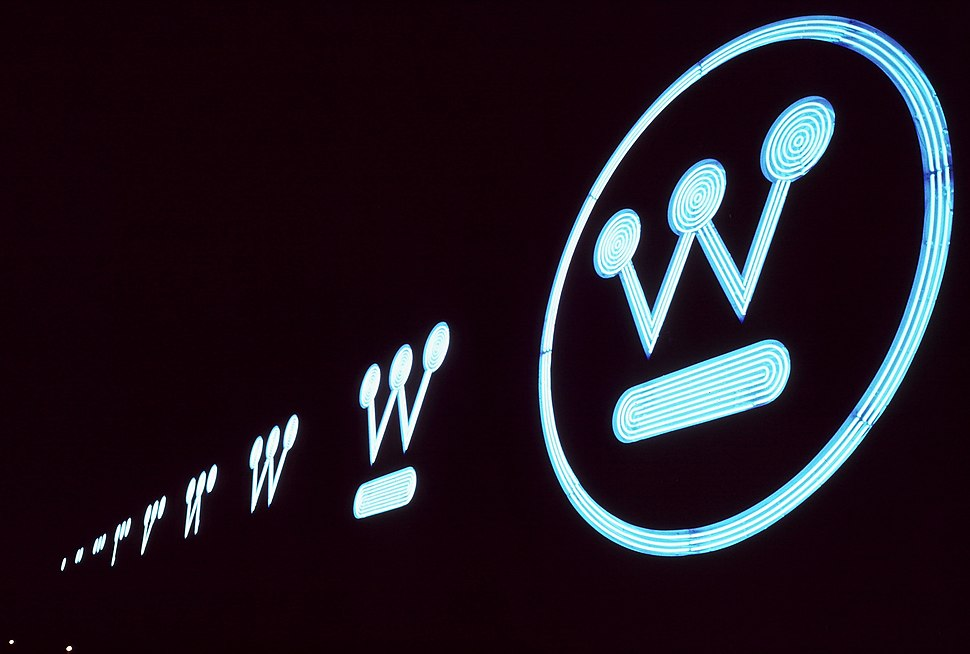 Westinghouse Sign Pittsburgh