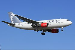 Airbus A310-300 der White Airways