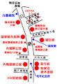 Whitehall sketch map Chinese.png