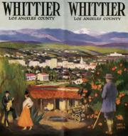 Whittier CoC brochure