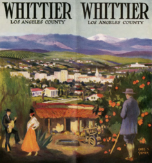 whittier california wikipedia