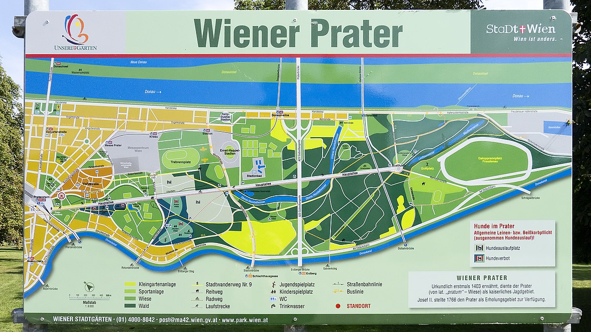 Wiener Prater Wikipedia