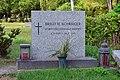 Wiener Zentralfriedhof - Gruppe 40 - Brigitte Schwaiger.jpg