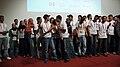 Wikimania 2008 - Closing Ceremony - WM2008 Team - 3.jpg
