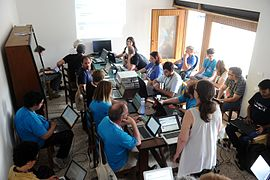 Wikimania 2016 - Historical Maps workshop - 04.jpg