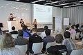 Wikimedia Conference 2011 (DerHexer) 2011-03-26 095.jpg