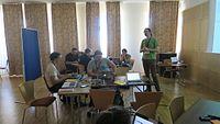 Wikimedia Hackathon 2017 IMG 4302 (34755886465).jpg