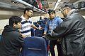 Wikipedia Academy Preparation - IIT Kharagpur - BBN Janashatabdi - Howrah 2015-01-24 4825.JPG