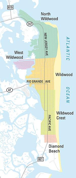The Wildwoods - Wildwoods Communities