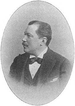 Willem Potharst - Onze Tooneelspelers (1899)
