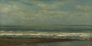 Seascape at Heyst