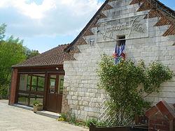 Willencourt - Mairie.JPG
