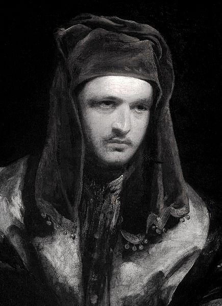 William Macready, Shakespearean actor.