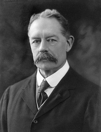 William Grenfell, 1st Baron Desborough - William Henry Grenfell in 1921