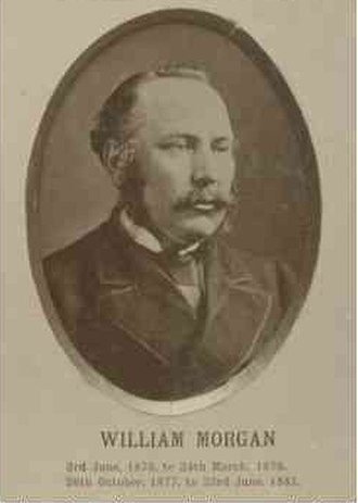 William Morgan (Australian politician) - Image: William Morgan (Australian politician)