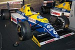 Williams FW13B front-right 2017 Williams Conference Centre.jpg