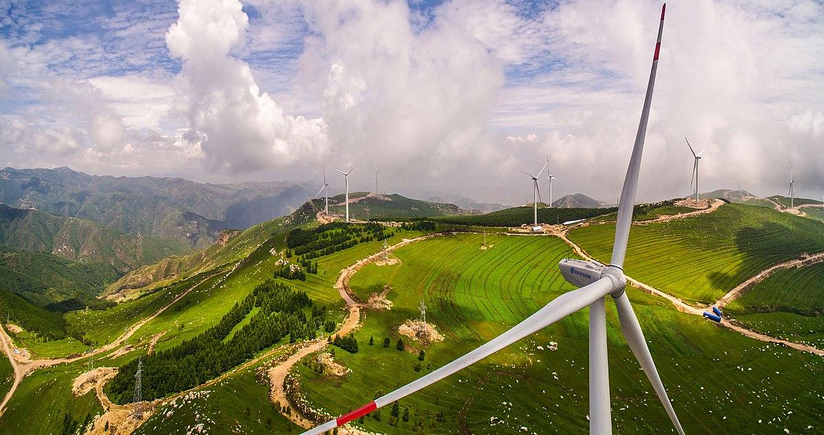 Renewable Energy In China Wikipedia