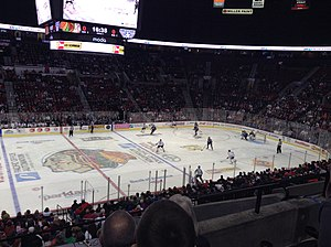 Portland Winterhawks - Portland Winterhawks vs. Tri-City Americans, January 24, 2016
