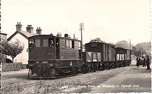 Wisbech and Upwell Tramway - Wisbech and Upwell Tramway