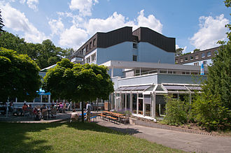 "Ver.di - Verdi educational center ""Clara Sahlberg"", Berlin-Wannsee"