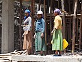 Women Construction Workers - Bahir Dar - Ethiopia (8677095347).jpg