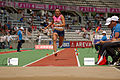 Women heptathlon LJ French Athletics Championships 2013 t143715.jpg