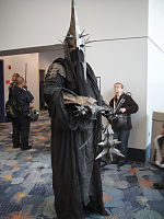 File:WonderCon 2012 - Witch King from Lord of the Rings (6873357274).jpg