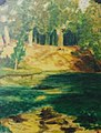 Woodland edge-A beautiful painting of Reny Vettical.jpg