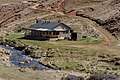 Woolshed Creek Hut, Hakatere Conservation Park in Canterbury, New Zealand 14.jpg