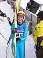 World Junior Ski Championship 2010 Hinterzarten Nina Lussi 055.JPG