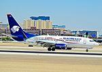 XA-AGM AeroMexico 2006 Boeing 737-752 (cn 35786-2098) (7399116624).jpg